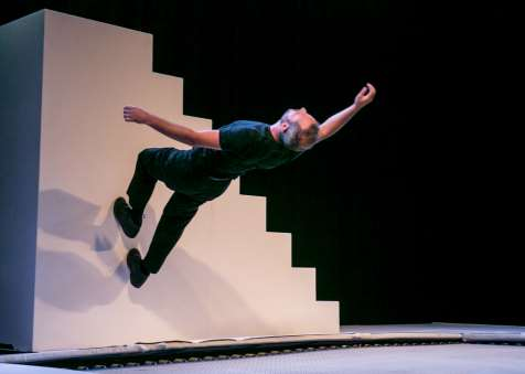 Finding Balance through Dance and Circus Arts with Yoann Bourgeois
