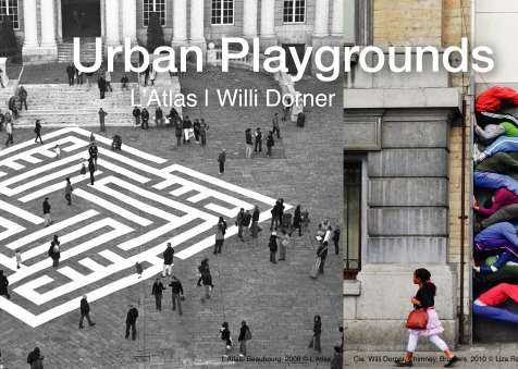 Urban Playgrounds