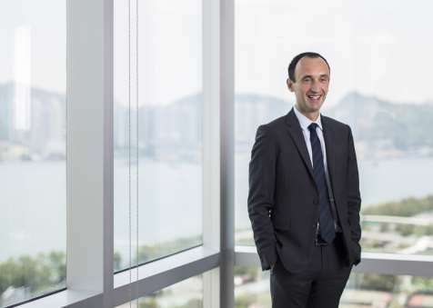 COO of BNP Paribas APAC Philippe talks technology, sustainability and diversity