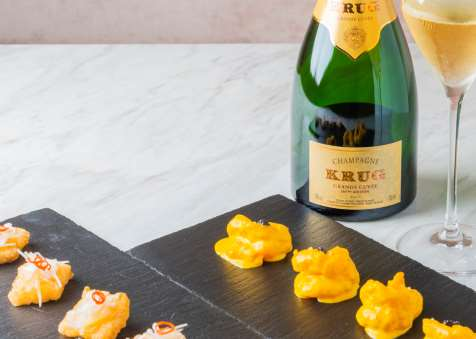 Discover Taikoo Place - Krug Pop-Up Bar