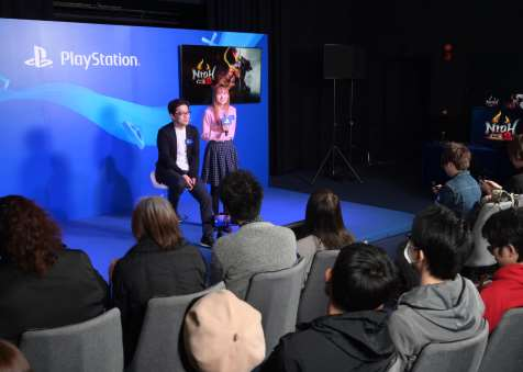 PlayStationⓇ New Year Media Event