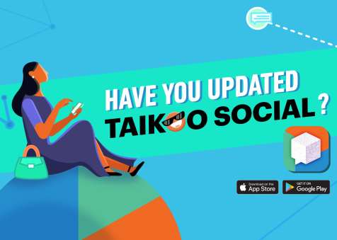 The New Taikoo Social is Here